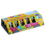 Tempera colorata Toy Color, 8 culori x 25 ml