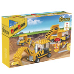 Set de constructie BanBao - Engineer