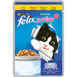 Felix Fantastic Junior Pui in aspic 100g