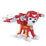 Figurina Spin Master Paw Patrol - Air Rescue Marshall, cu accesorii