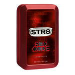 Apa de toaleta STR8 Red Code 100 ml