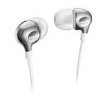 Casti in ear Philips Vibes SHE3700WT cu fir si difuzoare de 8.6mm