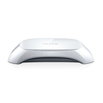 Router wireless TP-Link TL-WR840N 4 porturi alb