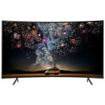 "Samsung 49RU7302, TV LED, UHD 4K, 123cm/49"", Smart TV curbat,Wi-Fi, 3 HDMI, 2 USB"