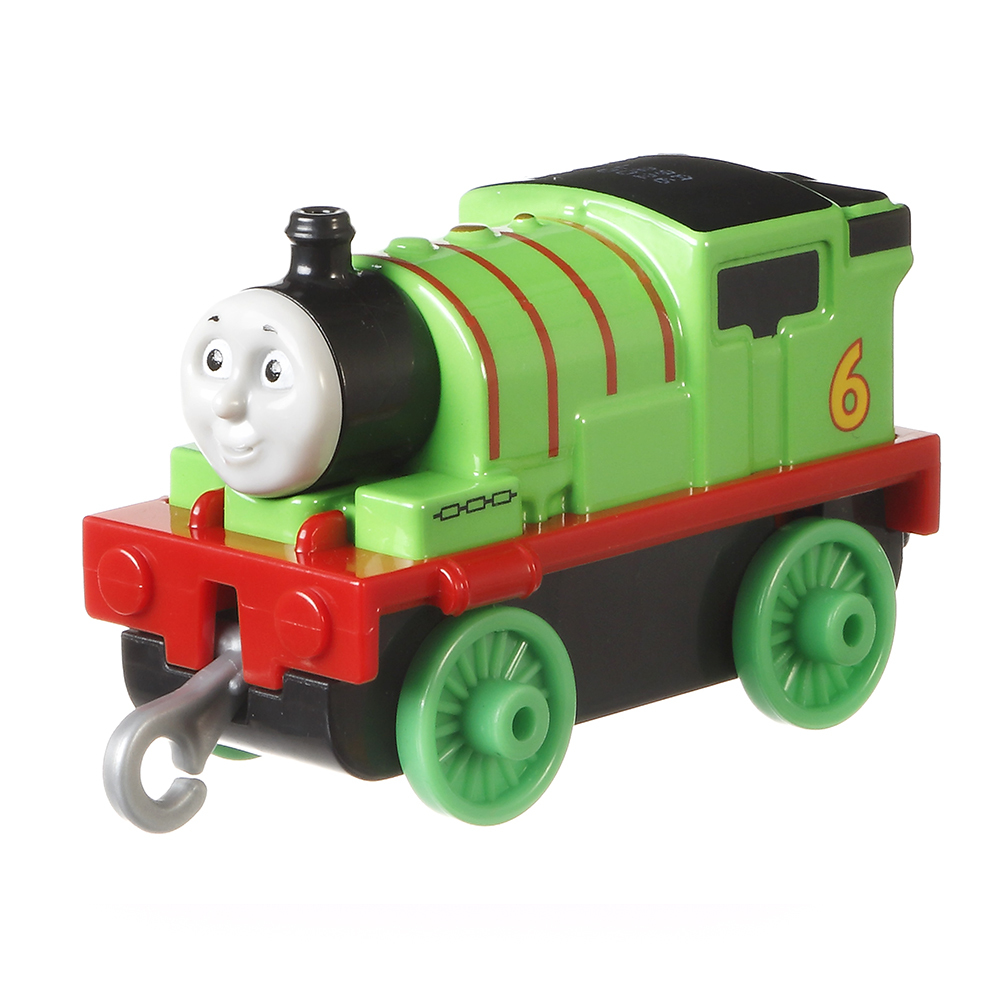 Thomas locomotiva Mattel push along