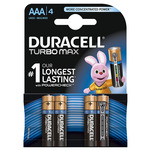 Baterie Duracell Turbo Max AAAK4