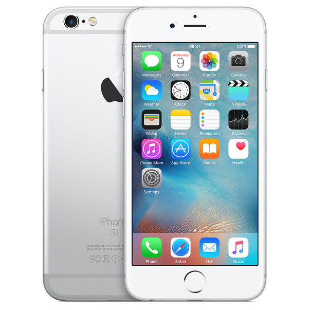 Telefon Apple iPhone 6s Plus argintiu 4G cu memorie de 64GB