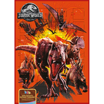 Calendar advent cu ciocolata Jurassic World 65 g