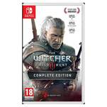 Joc The Witcher Wild Hunt 3, editie completa, Nintendo Switch