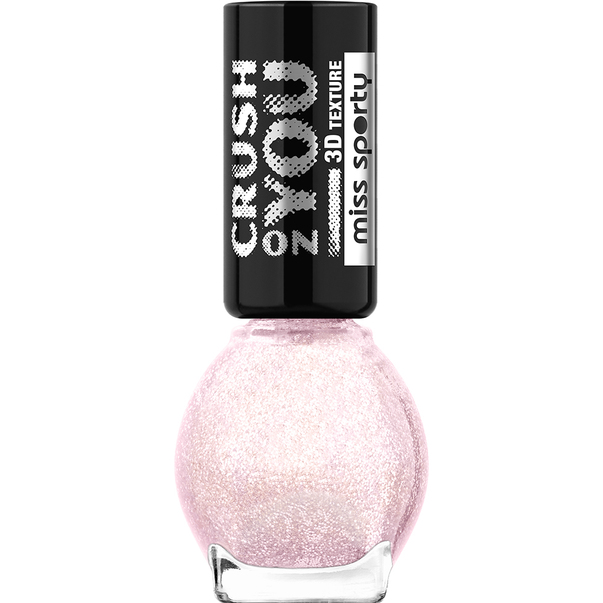 Lac de unghii Miss Sporty Crush On You, 064 Rosy Galaxy, 7 ml