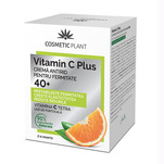 Crema antirid pentru fermitate Cosmetic Plant Vitamin C Plus 40+, 50 ml