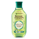 Sampon pentru par normal cu tendinta de ingrasare Garnier Botanic Therapy Green Tea