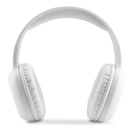 Casti bluetooth on ear Qilive Q1714 albe cu microfon integrat