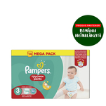 Scutece Pampers Pants Nr.3 Mega Box Midi, 120 bucati