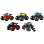 Camion Hot Wheels - Monster Jam, diverse culori