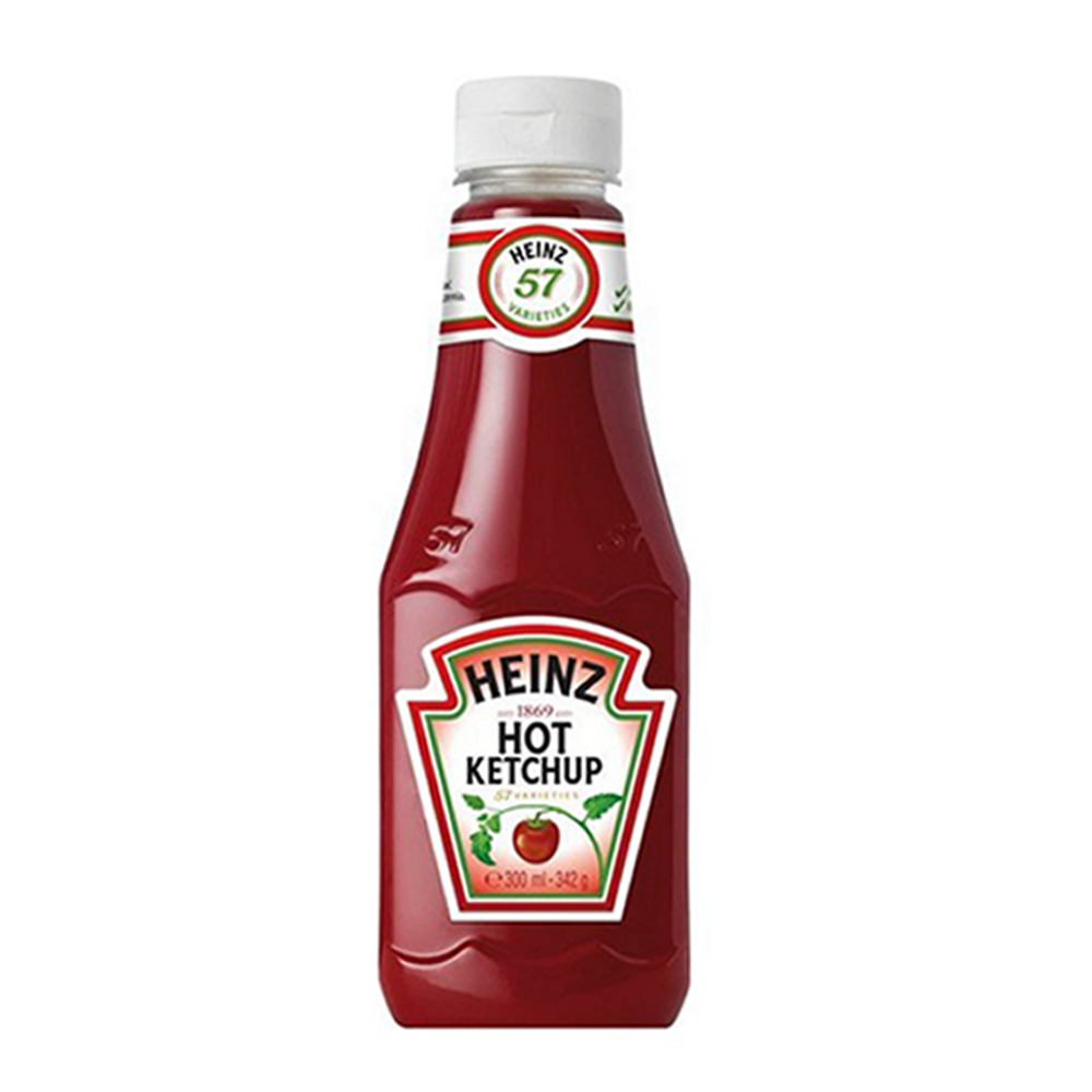 Ketchup picant Heinz 342 g