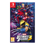 Joc Marvel Ultimate Alliance 3 The Black Order pentru Nintendo Switch