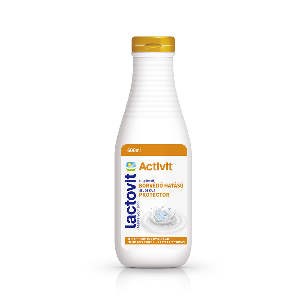 Gel de dus Activit 600 ml