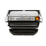 Gratar electric Tefal Optigrill Plus cu senzor automat si indicator luminos de gatire