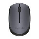 Mouse wireless Logitech M170 gri