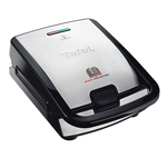 Gratar electric 2 in 1 Tefal SW852D12 Snack Collection pentru micul dejun