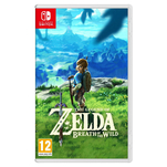 Joc The Legend of Zelda Breath of the Wild pentru Nintendo Switch