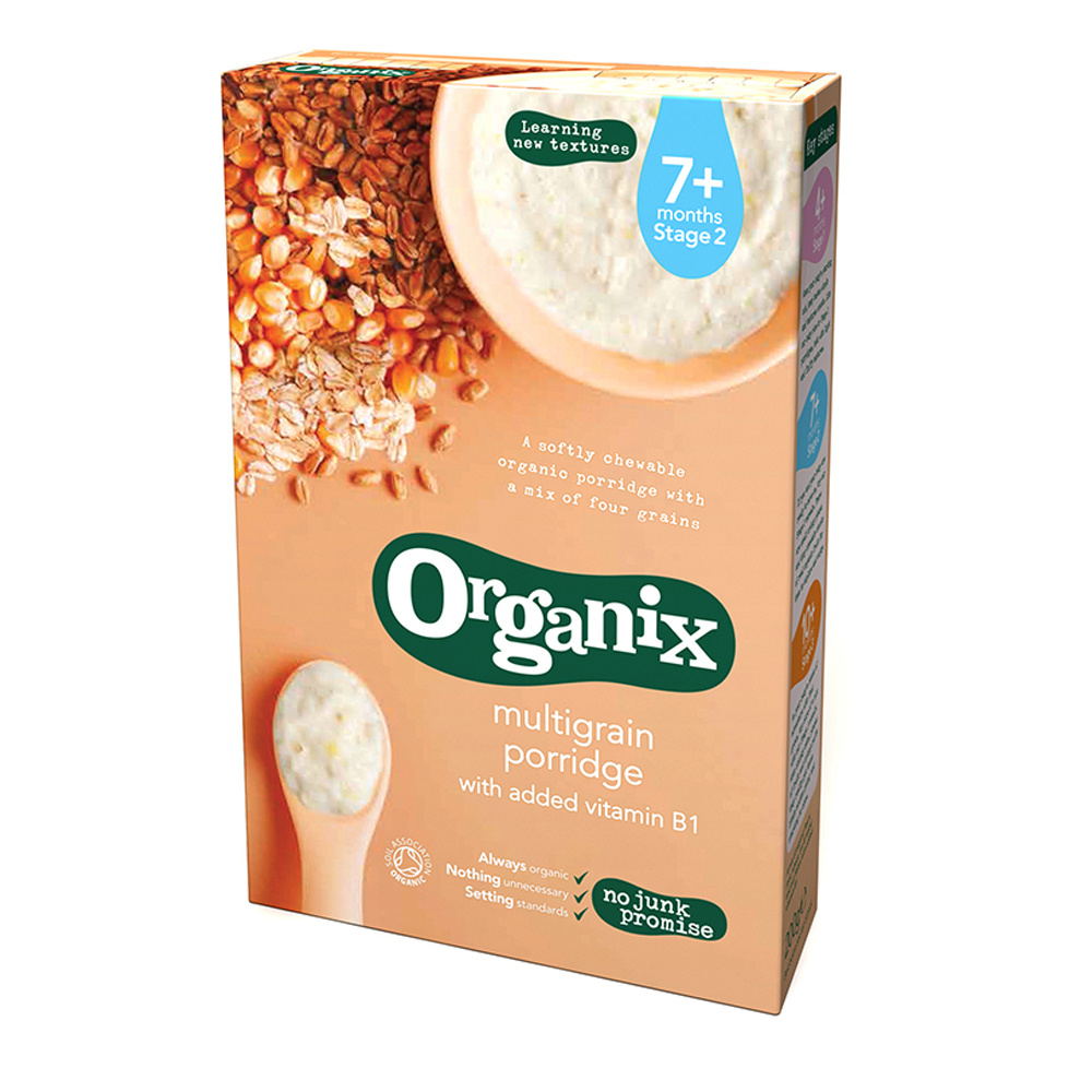 Organix multicereale 200 g - 7+, eco