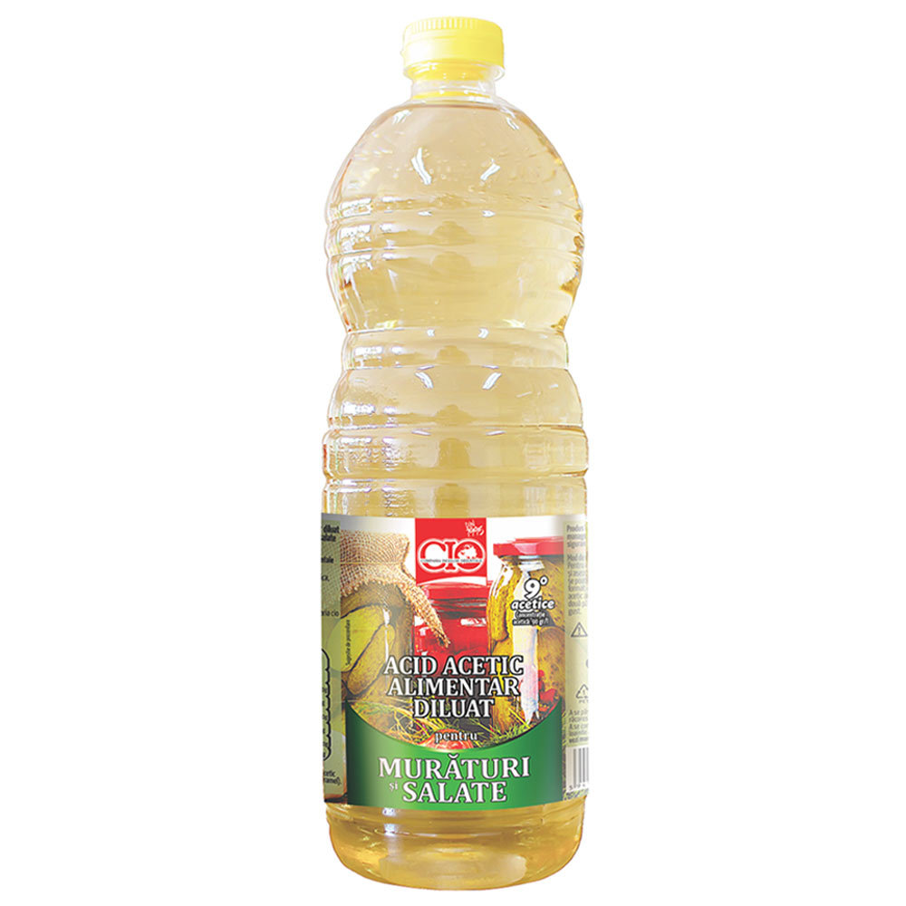 Acid acetic alimentar Cio 500 ml