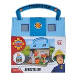 Set jucarie Fireman Sam - Bergstation
