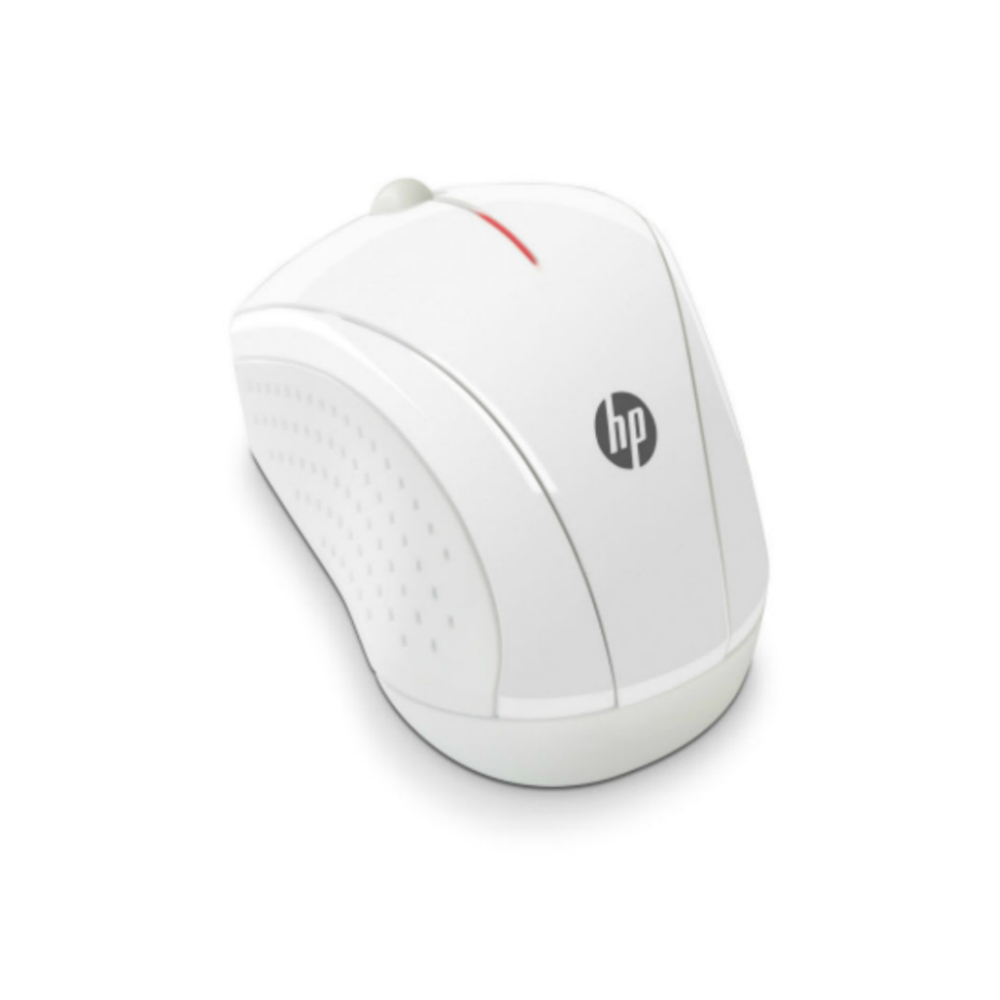 Mouse wireless HP X3000 alb cu 3 butoane si reciver nano