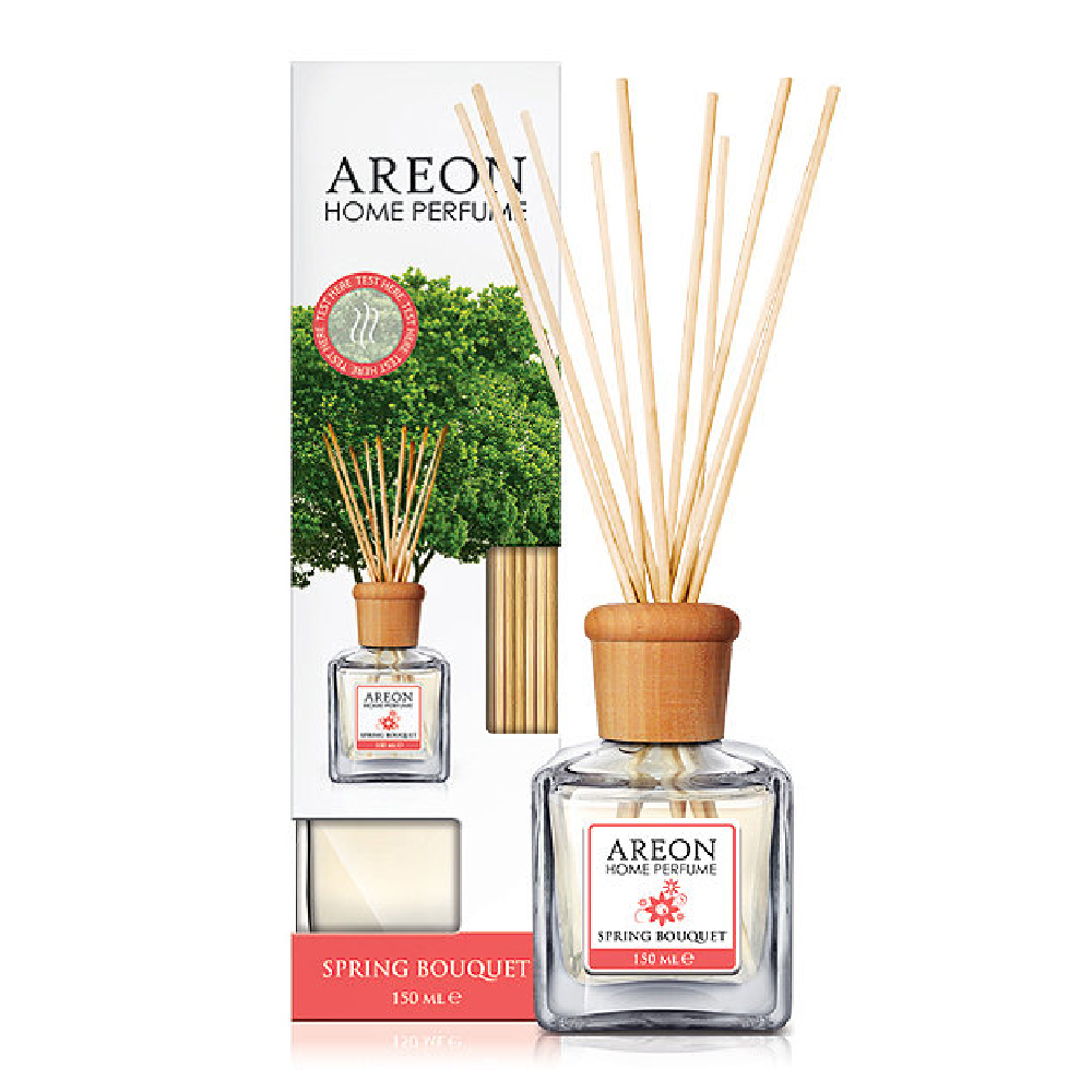 Parfum de camera cu betisoare Areon Home Perfume Spring Bouquet 150ml
