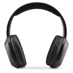 Casti bluetooth on ear Qilive Q1714 negre cu functie handsfree