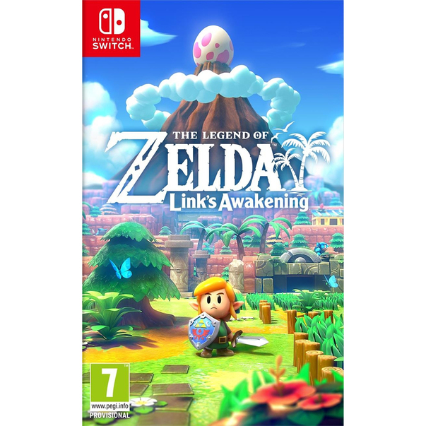 Joc The Legend of Zelda Link's Awakening pentru Nintendo Switch