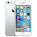 Telefon Apple iPhone 6s Plus argintiu 4G cu memorie de 128GB