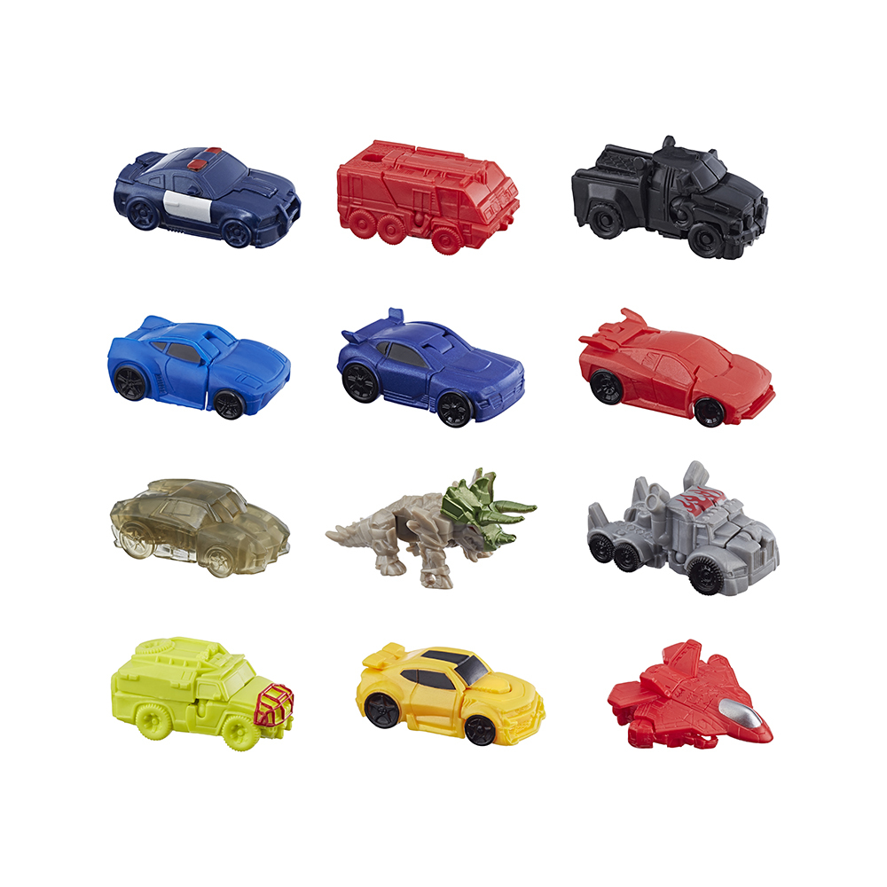 Figurina Transformers Tiny Turbo - seria 3
