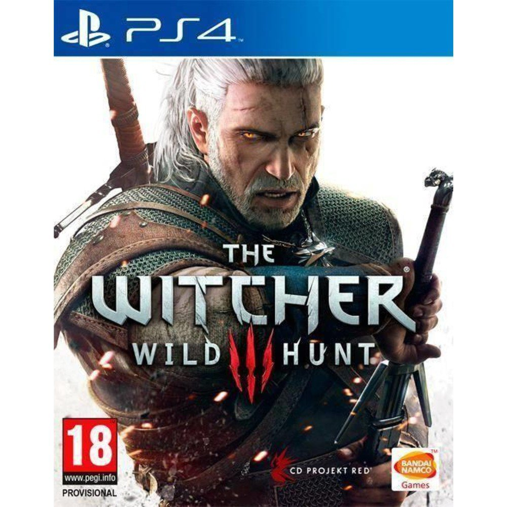 Joc The Witcher 3 Wild Hunt pentru Playstation 4