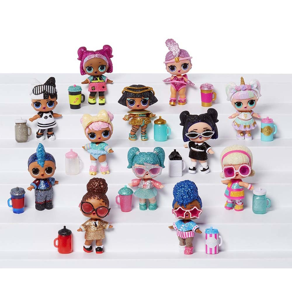 Lol Surprise Dolls 7 Piese Sparkle