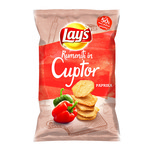 Lay's Baked Paprika, cu gust de ardei copt, 125 g