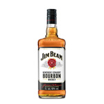 Whisky Bourbon Jim Beam White 1L