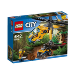 LEGO City Elicopter in jungla 60158