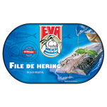 File de hering Eva in ulei vegetal 170 g