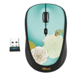 Mouse wireless compact Trust Yvi, diverse modele