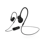 Hama Clip-On Run negru, casti sport bluetooth in ear cu microfon pe fir