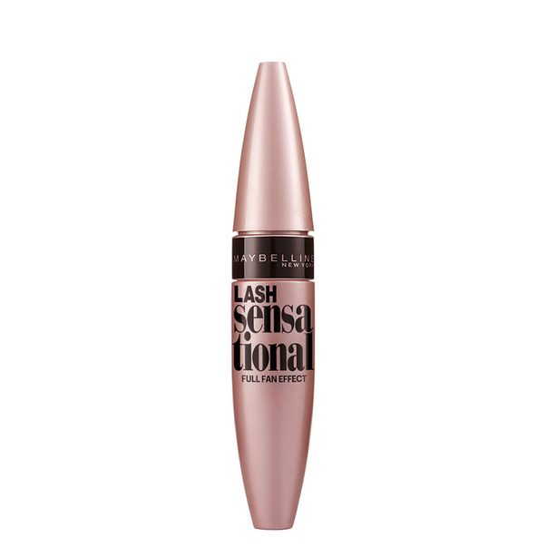 Mascara pentru efect de gene evantai Maybelline New York Lash Sensational Brown Rose  - 9.5 ml