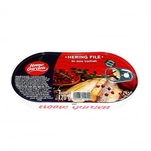 Hering file Home Garden in sos tomat 170 g