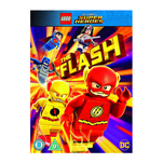 Lego DC Super Heroes: Flash DVD