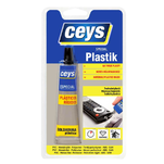 Adeziv plastic rigid Ceys blister 30 ml