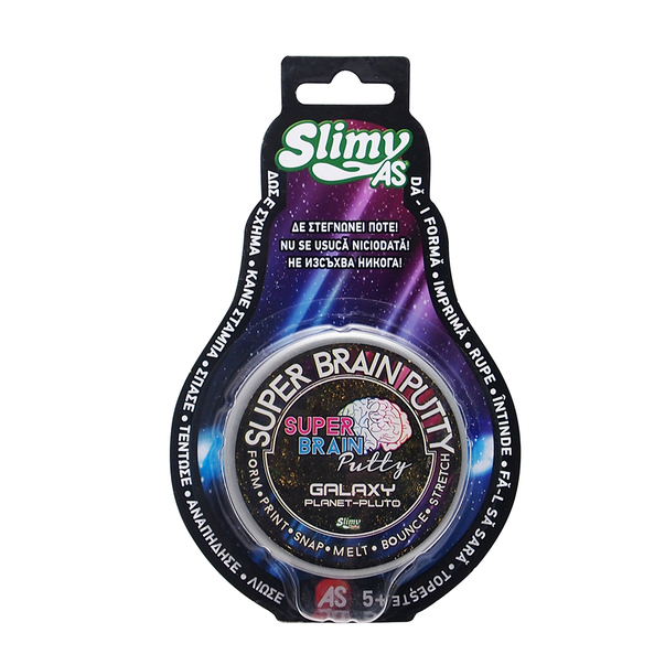 Slime Slime Super Brain Putty Joker, efect galaxy