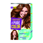 Colorant permanent sub forma de gel Schwarzkopf Pure Color Roasted Cocoa 6.0