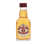Whisky Chivas Regal scotch, 50 ml